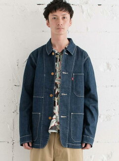 Levi's Engineer's Coat 29655: 0009 Indigo