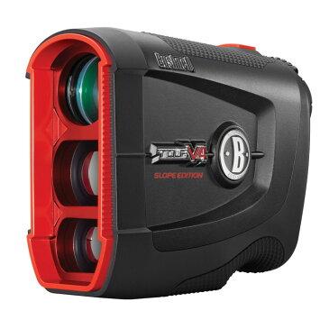 《国内正規流通品》ブッシュネル ゴルフ用携帯レーザー距離計 距離測定器 ピンシーカースロープツアーV4ジョルト 『送料無料』 Bushnell