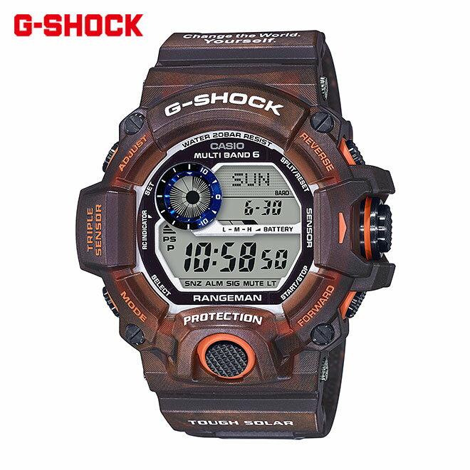 腕時計, メンズ腕時計  G WILDLIFE PROMISING CASIO G-SHOCK LOVE THE SEA AND EARTH bn ptn