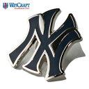 ウィンクラフト ピンバッジ アクセサリー メンズ レディース WinCraft MLB ニューヨーク ヤンキース [ nv ]