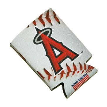 ウィンクラフト クージー 缶 クーラー 保温保冷 メンズ レディース WinCraft MLB ロサンゼルス エンゼルス [ gy ]