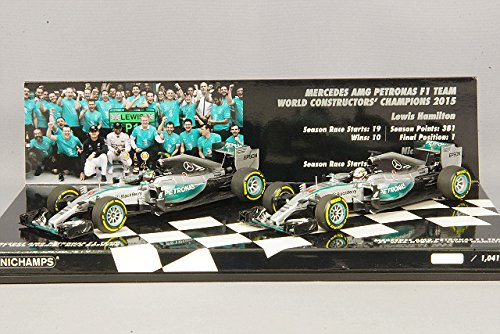 コレクション, フィギュア  143 AMG F1 W06 2015 F1 2