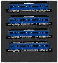 【中古】グリーンマックス Nゲージ 4254 京急600形更新車KEIKYU BLUE SKY TRAIN増結用中間車4両セット (動力無し)
