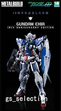 【中古】METAL BUILD 機動戦士ガンダムOO ガンダムエクシア (10th ANNIVERSARY EDITION)
