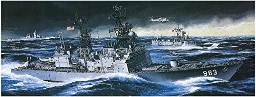 コレクション, フィギュア  1350 U.S.S. DD-963 DR1006