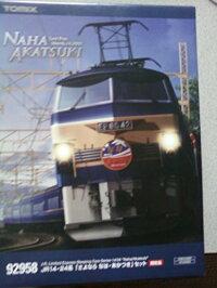 【中古】TOMIX【鉄道模型】JR14・24系「さよならなは・あかつき」セットtomix-92958