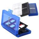 Nintendo Switch専用 カードケース 24枚 収納ボックス カードポケット スイッチ ゲームカード 収納ケース 大容量 【並行輸入品】 ◇FAM-IV-SW029【メール便】