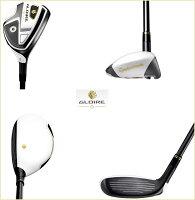 テーラーメイドゴルフクラブユーティリティ【TaylorMade】GLOIREGRESCUEテーラーメイドグローレジーレスキューSHAFT:GL5000付属品:専用ヘッドカバー