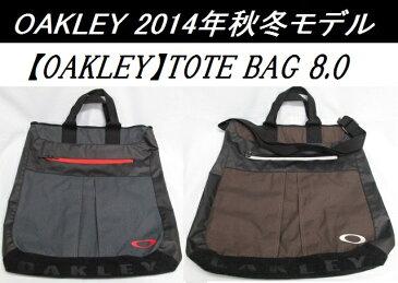 オークリー ゴルフ トート バック【OAKLEY】TOTE BAG 8.0 カラー: BLACK(001)カラー:DUSK BARK(86H)
