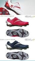 【FootJoy】EXLBoa2016カラー:ホワイト/レッド(45140)カラー:ホワイト/ブルー(45141)カラー:ホワイト/ネイビー(45144)カラー:ブラック/ブルー(45145)カラー:ベリー/シルバー(45157)カラー:ネイビー/シルバー(45158)