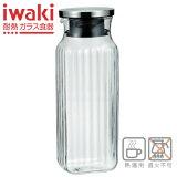 イワキ (iwaki) SVシリーズ スクエアサーバー 1L KT296K-SV