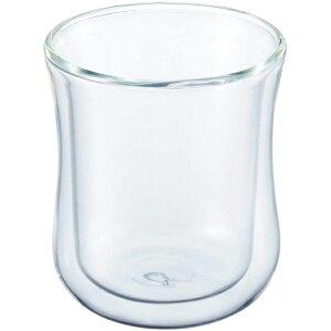 iwaki イワキ Airグラス 2重構造耐熱ガラス 230ml K405