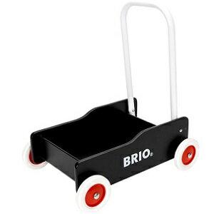 BRIO ブリオ  よちよち歩き 手押し車 黒 31351 クラシック玩具