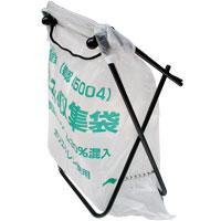 【大木製作所マグネット付きゴミ袋スタンド45L用ブラック】