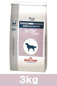 ロイヤルカナン 【犬用療法食】Vets Plan【スキンケアプラス ジュニア】(3kg)  【02P18Jun16】