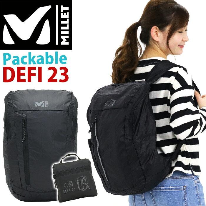レディースバッグ, バックパック・リュック MILLET DEFI23 23 23L MIS0652
