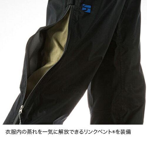 finetrack ファイントラック メンズ エバーブレスフォトン パンツ BK メンズ FAM0322