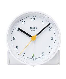 【日本正規輸入品 保証書付】BRAUN CLOCK / ブラウン クロックBRAUN Alarm Clock BNC001(BNC0...