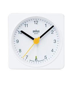 【日本正規輸入品 保証書付】BRAUN CLOCK / ブラウン クロックBRAUN Alarm Clock BNC002(BNC0...