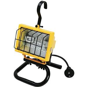 コンパクトで持ち運びに便利なハロゲンライト!!。Caster ハロゲンライト 250W  CHP-250 05P...