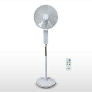フルリモコン立体送風DCフロアー扇風機5枚羽根40cmKI-F811R【扇風機DCモーターフルリモコン】【送料無料あす楽対応】4955014038258