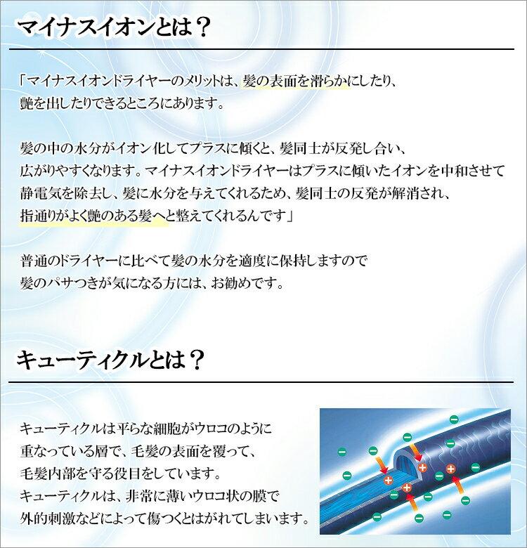 【あす楽 】マイナスイオン カールドライヤー TIC320-S-D【 テスコム TESCOM イオン カール ドライヤー くるくる 】