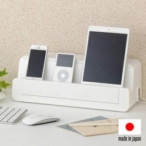 テーブルタップステーション コンセント ボックス ケーブル タブレット
