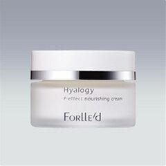 フォーレディコスメティック ヒアロジーピーエフェクト ナリシングクリーム  40g保湿・潤い・…