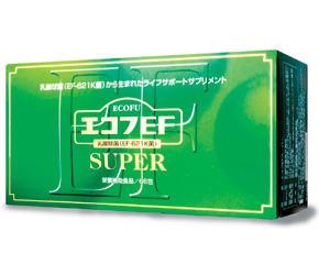 【原沢製薬】エコフEF スーパー 66包乳酸菌サプリメント]