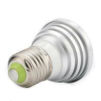 16色マルチカラーLED電球リモコン式普通の電球ソケットにセットするだけ16色のカラーチェンジ