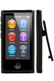 Apple iPod nano 7 デザイン カバー ケース TPU Clip Design Case (ベルトクリップ付き) アイポッドナノ 2012年 第7世代 iPod nano 7th