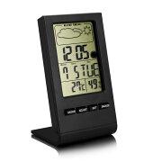 デジタル アラーム 置き時計 スタンド