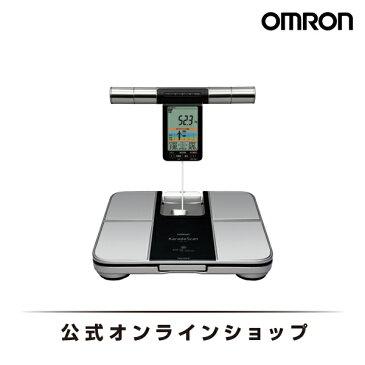 オムロン 公式 体重体組成計 体重計 デジタル 体脂肪率 HBF-701 両手両足測定 送料無料