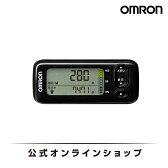 オムロン 活動量計 ブラック HJA-405T-BK