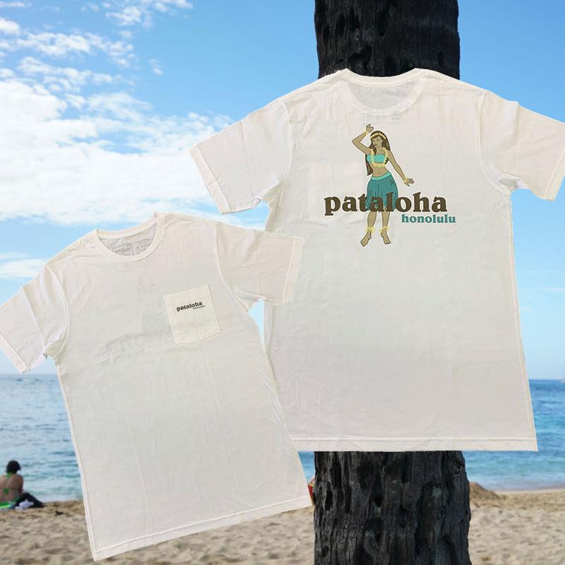 トップス, Tシャツ・カットソー 201912patagonia pataloha HONOLULU T HAWAIIpatagoniapatalohaHONOL ULUINUSdpzkSB
