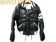 MONCLERモンクレール LEONレオン ダウンジャケット メンズ0584【中古】アウター ブルゾン サイズ1
