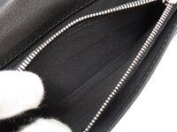 グッチ 長財布 クロコダイル ブラック メンズ 0257 【】 GUCCI