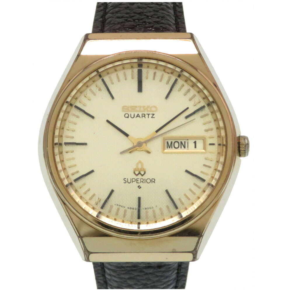 腕時計, メンズ腕時計  SUPERIOR 48838000 SS 0478SEIKO