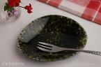 ポルトガル陶器 COSTA NOVA プレート RIVIERA(リヴィエラ)ブレッドプレート フォレ GOP161