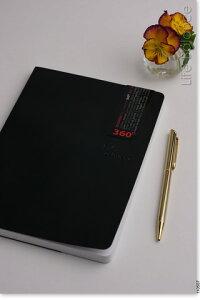 単品でメール便対応使いやすさピカイチのフリーノートシンプルさを徹底研究した手帳銀座