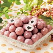 果実入りブルーベリーチョコ