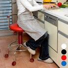 キッチンチェアガス圧昇降式
