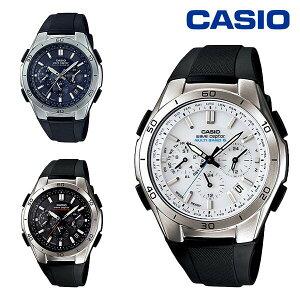 CASIO カシオ ソーラー電波時計 メンズ WVQ-M410