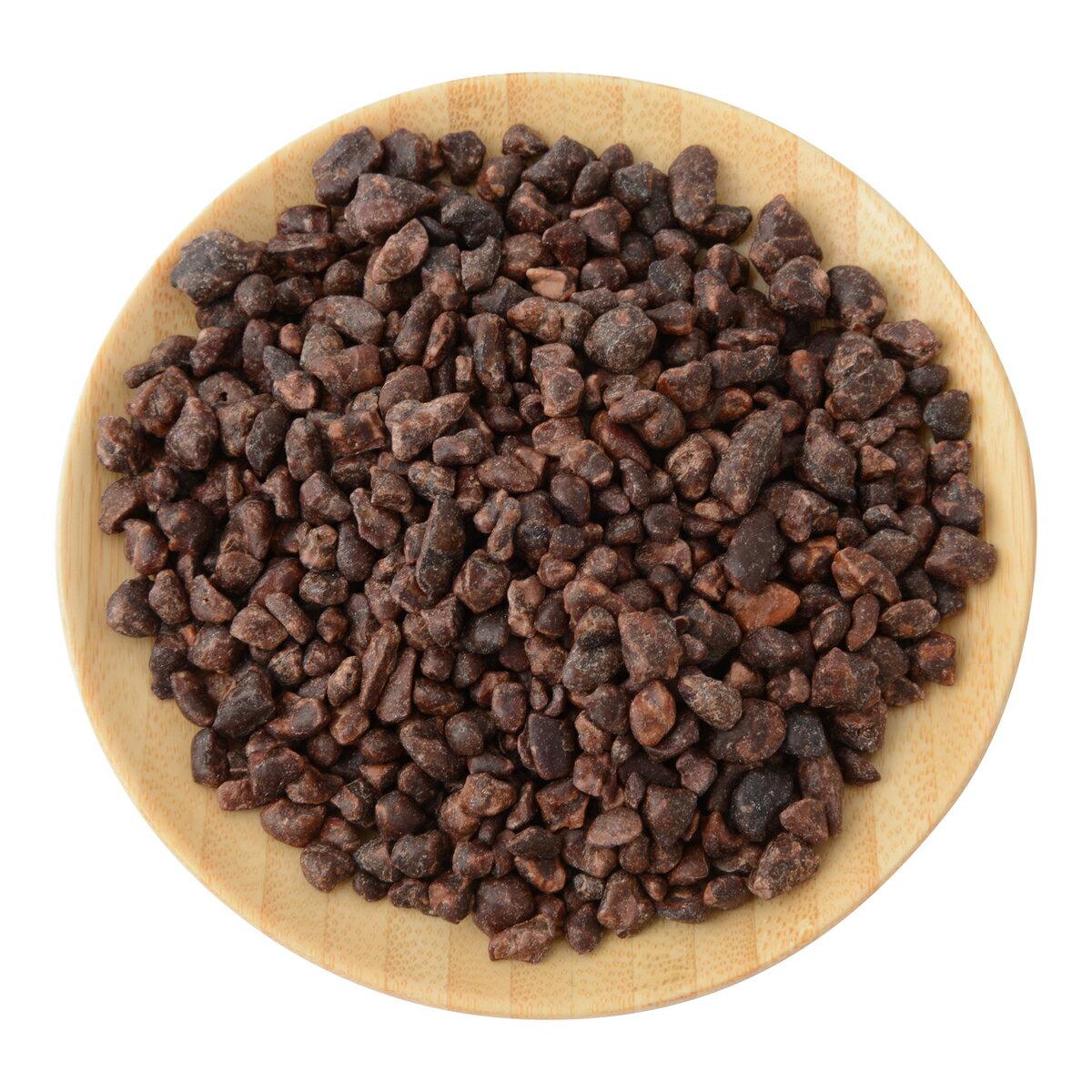 スウィート カカオニブ 300g【天然甘味成分でコーティング・砂糖不使用】【EU有機認証カカオ使用】