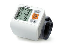 送料無料オムロンデジタル自動血圧計HEM-6200(手首式)自動血圧計自動血圧計血圧値レベル表示60回メモリぴったりフィットするカフJANコード4975479605444