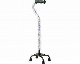 杖 自立式 アルミ製4点支柱杖 50シリーズ マキライフテック 多点杖 杖 4点 杖 ステッキ
