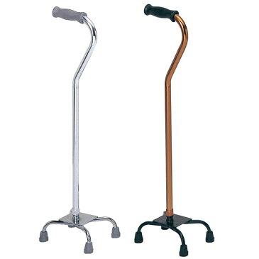 杖 自立式 4点支持杖 スモールベース SSタイプ テツコーポレーション 多点杖 杖 4点 杖 ステッキ