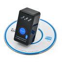 ELM327 スイッチ制御可能タイプ OBD2 Mini スキャンツール for Android & PC (Bluetooth) LP-OBD-S 送料無料