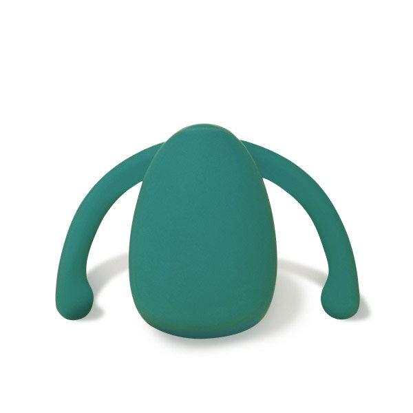 新入荷!!Eva2 エヴァ2 ホワイト/グリーン:USB充電式モデル/デンマ マッサージ器 小型 電動マッサージ マッサージャー リフレッシュ 女性 人気 静音 ウーマナイザー/プレゼント,ギフト,プレゼント/バイブ