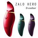 最先端アイテム ZALO HERO(ヒーロー)//USB充電式モデル/デンマ マッサージ器 小型 電動マッサージ ハンディマッサージャー リフレッシュ 女性 人気 静音 ウーマナイザー/プレゼント/ギフト/バイブ/サティスファイア/送料無料